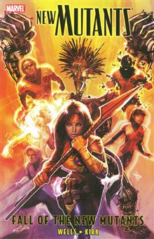 NEW MUTANTS TP VOL 03 FALL OF NEW MUTANTS