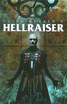 HELLRAISER TP VOL 01 (MR)
