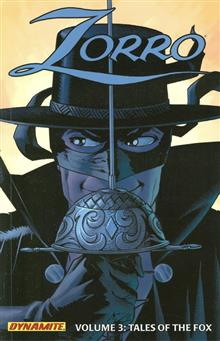 ZORRO TP VOL 03 TALES OF THE FOX