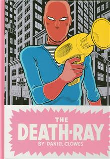 DANIEL CLOWES DEATH-RAY HC (MR)
