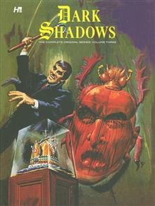 DARK SHADOWS COMP SERIES HC VOL 03