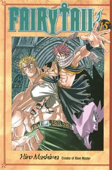 FAIRY TAIL GN VOL 15