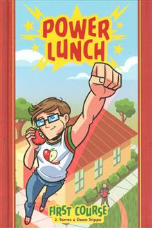 POWER LUNCH GN VOL 01