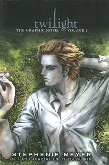 TWILIGHT MANGA GN VOL 02 (OF 2)