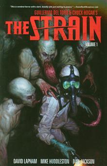 STRAIN TP VOL 01 (MR)