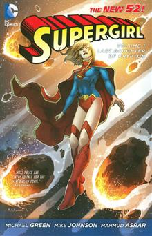 SUPERGIRL TP VOL 01 LAST DAUGHTER OF KRYPTON