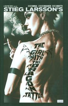 GIRL WITH THE DRAGON TATTOO HC VOL 01 (MR)