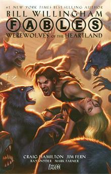 FABLES WEREWOLVES OF THE HEARTLAND HC (MR)