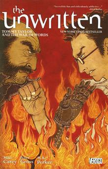 UNWRITTEN TP VOL 06 TOMMY TAYLOR  WAR OF WORDS (MR)