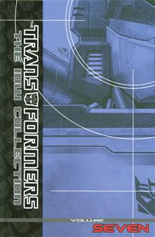 TRANSFORMERS IDW COLLECTION HC VOL 07