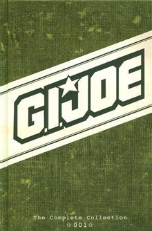 GI JOE COMPLETE COLL HC VOL 01