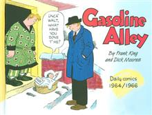 GASOLINE ALLEY HC VOL 01