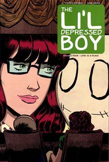 LIL DEPRESSED BOY TP VOL 04