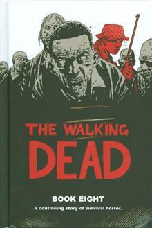 WALKING DEAD HC VOL 08 (MR)