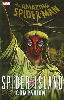SPIDER-MAN SPIDER-ISLAND COMPANION TP