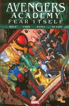 FEAR ITSELF TP AVENGERS ACADEMY