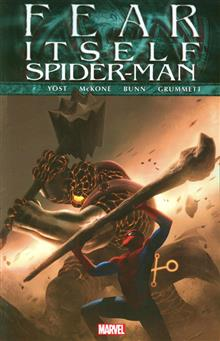 FEAR ITSELF TP SPIDER-MAN