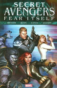 FEAR ITSELF TP SECRET AVENGERS