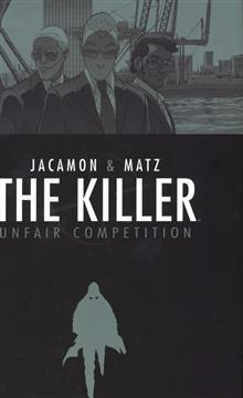 KILLER HC VOL 04 UNFAIR COMPETITION (MR)