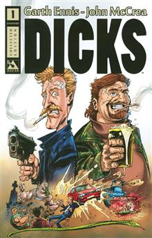 DICKS (COLOR ED) TP VOL 01 (MR)