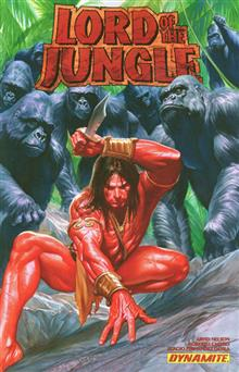 LORD OF THE JUNGLE TP VOL 01 (MR)