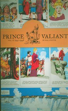 PRINCE VALIANT HC VOL 06 1947-1948