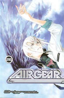 AIR GEAR GN VOL 26 (MR)