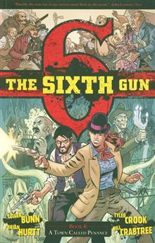 SIXTH GUN TP VOL 04