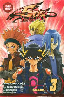 YU-GI-OH 5DS GN VOL 03