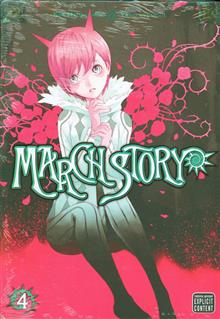 MARCH STORY TP VOL 04 (MR)