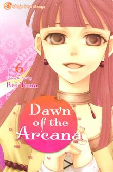 DAWN OF THE ARCANA GN VOL 06