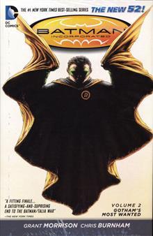 Batman Incorporated HC Vol 02 Gothams Most Wanted (N52)