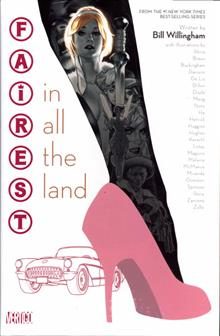 Fairest In All The Land HC (MR)