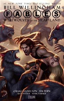 FABLES WEREWOLVES OF THE HEARTLAND TP