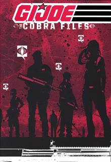 GI JOE COBRA FILES TP VOL 01