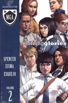 MORNING GLORIES DLX HC VOL 02