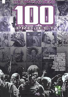 WALKING DEAD 100 PROJECT TP (MR)