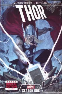 Thor Season One Prem HC