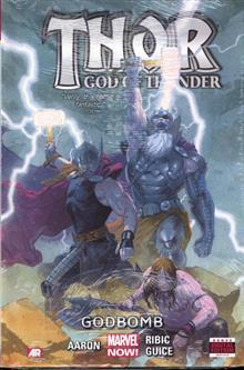 Thor God of Thunder Prem HC Vol 02 Godbomb