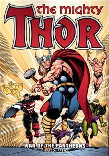 Thor Epic Collection TP War of Pantheons