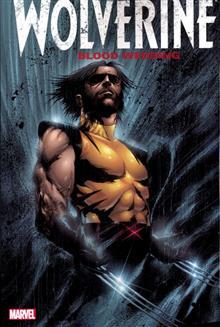 Wolverine TP Blood Wedding