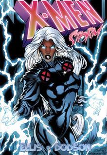 X-Men Storm By Warren Ellis And Terry Dodson TP