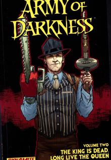 ARMY OF DARKNESS TP VOL 02 KING IS DEAD LONG LIVE
