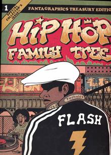 HIP HOP FAMILY TREE GN