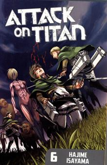 ATTACK ON TITAN GN VOL 06