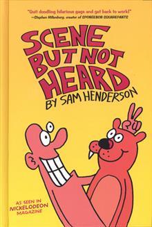 SCENE BUT NOT HEARD HC