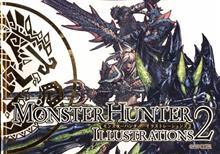 MONSTER HUNTER ILLUS SC VOL 02