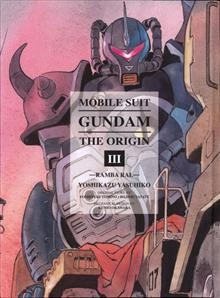 MOBILE SUIT GUNDAM ORIGIN HC VOL 03 RAMBA RAL