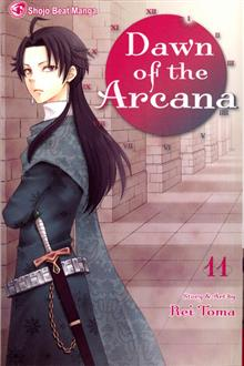 DAWN OF THE ARCANA GN VOL 11