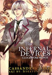 INFERNAL DEVICES GN VOL 02 CLOCKWORK PRINCE